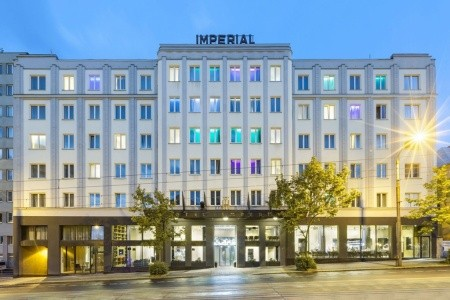 Pytloun Grand Hotel Imperial: Rekreační Pobyt 6 Nocí, Česká republika, Jizerské hory
