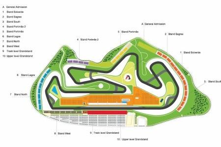 Vstupenky Na F1 - Velká Cena Portugalska 2020 - ubytování