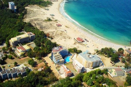 Hotel Kamenec - v srpnu