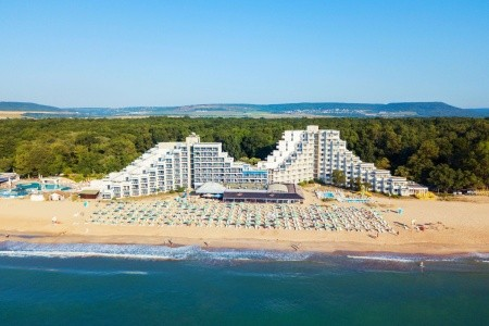 Hotel Slavuna - letecky all inclusive