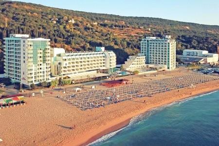 Hotel Berlin Golden Beach - Last Minute a dovolená