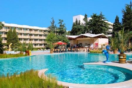 Hotel Malibu - Albena - Bulharsko