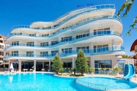 Hotel Blue Bay*** (8 Denní Pobyty) Vlastní Dopravou S Polope - Dovolená Slunečné pobřeží 2021/2022