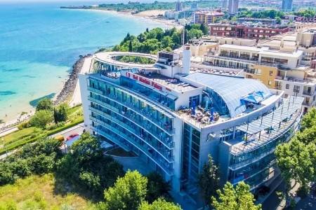 Hotel Sol Marina Palace - Bulharsko v červenci
