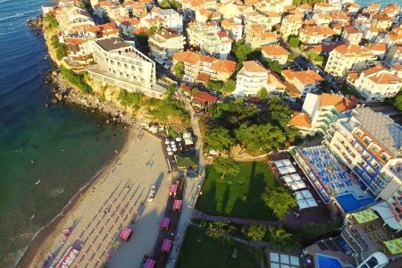 Hotel Selena - Bulharsko letecky z Košic