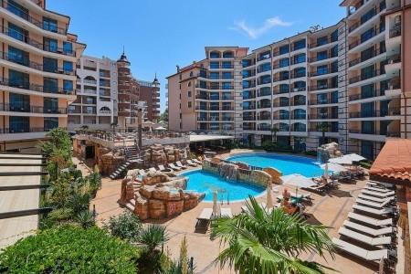Karolina Hotel & Apartments - Apartmány u moře