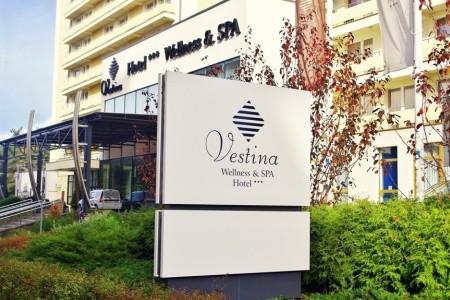 Hotel Vestina: Rekreační Pobyt - 7 Nocí, Polsko, Baltské moře