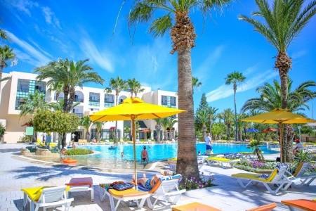 Hotel Nerolia - Monastir - Tunisko