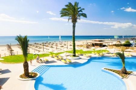 Hotel Club Salammbo Hammamet & Aquapark - Yasmine Hammamet - Tunisko