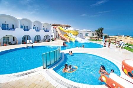 Hotel Meninx Resort & Aquapark - v květnu