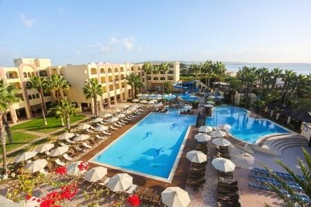 Paradis Palace - Tunisko v únoru