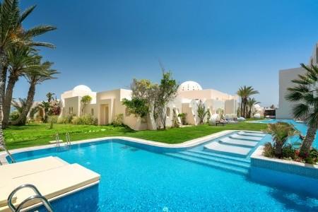 Hotel Ulysse Resort & Thalasso - Tunisko v květnu - luxusní dovolená