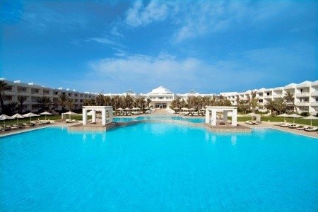 Hotel Radisson Blu Palace Djerba - Tunisko All Inclusive