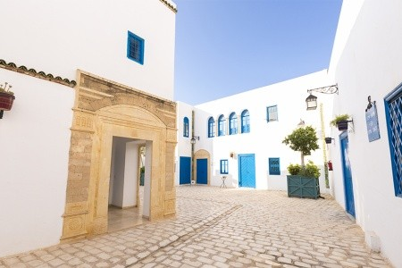 Hotel Medina Diar Lemdina - Yasmine Hammamet - Tunisko