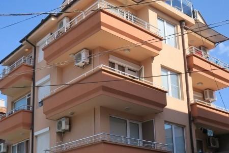 Penzion Černo More - Pomorie - ubytování - Bulharsko