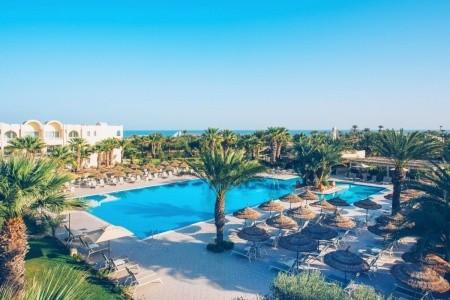 Hotel Iberostar Mehari Djerba - Tunisko v červenci
