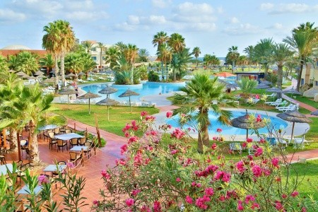 Hotel Welcome Meridiana & Aqupark - Tunisko All Inclusive
