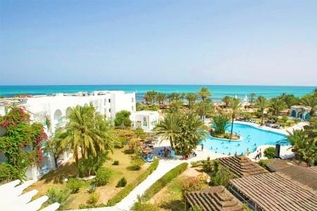 Hotel Golf Beach Djerba - v červnu