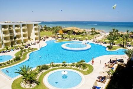 Hotel Royal Thalassa Monastir - Tunisko v květnu - luxusní dovolená