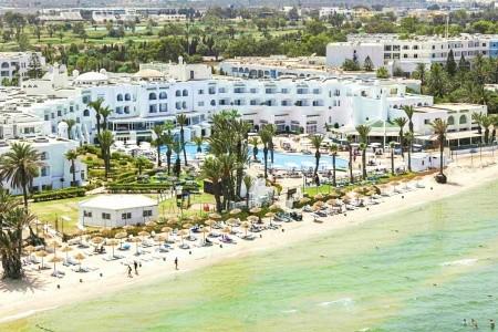 El Mouradi Skanes - Tunisko letecky z Ostravy