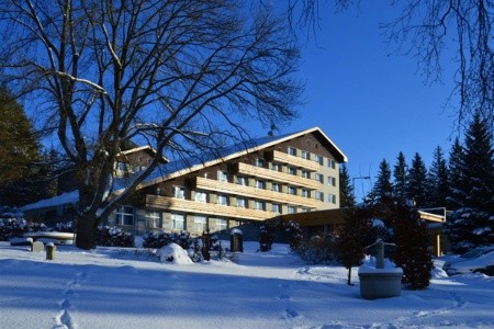 Hotel Srní: Seniorský Pobyt 5 Nocí, Česká republika, Šumava