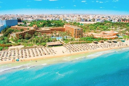 Hotel El Ksar Resort & Thalasso - Sousse - Tunisko