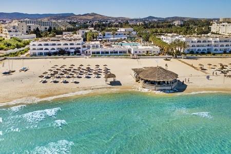 Hotel Hammamet Beach & Aquapark - Dovolená Hammamet 2021/2022