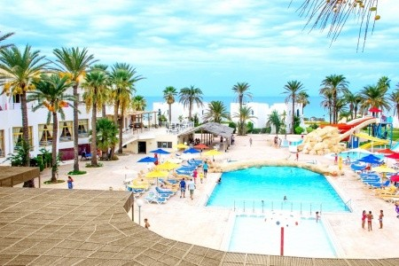 Hotel Ruspina - Tunisko Last Minute
