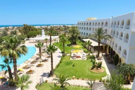 Hotel Sidi Mansour - Tunisko v květnu - Last Minute
