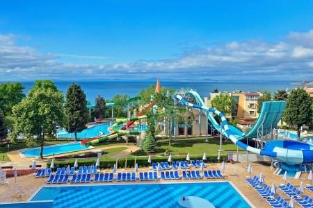 Hotel Sol Nessebar Palace - Bulharsko v červenci