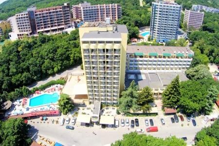 Hotel Šipka - Letecky