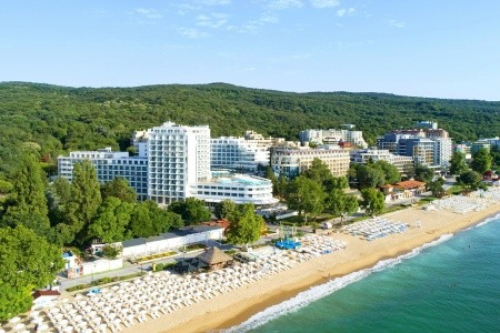 Hotel Astoria Mare - Dovolená Zlaté písky 2021