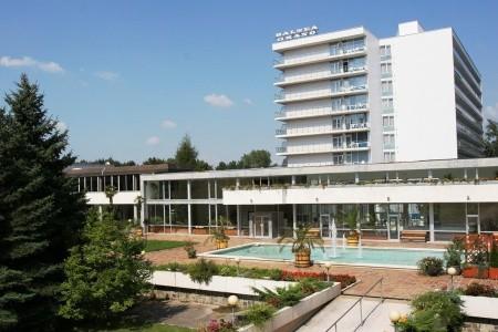 Ensana Hotel Splendid, Piešťany, Slovensko, Západní Slovensko