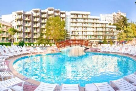 Hotel Laguna Garden - Bulharsko autem
