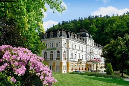 Centrální Lázně Ensana Health Spa Hotel - Ubytování Západní Čechy