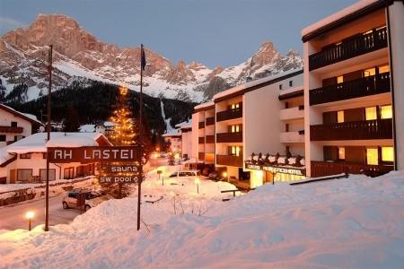 Residence Lastei *** - Zima 2020/21 - v březnu