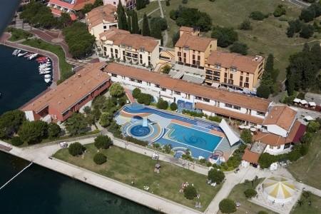 Hotel Vile Park ***, Slovinsko, Portorož