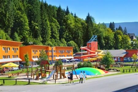 Hotel Aquapark*** - Léto 2021, Česká republika, Krkonoše