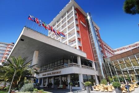 Life Class Grand Hotel Portorož ****+ - luxusní hotely