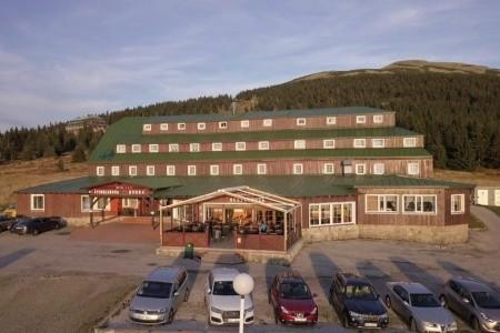 Hotel Špindlerova Bouda ***+, Česká republika, Krkonoše