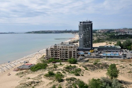 Burgas Beach ****, Bulharsko, Slunečné Pobřeží