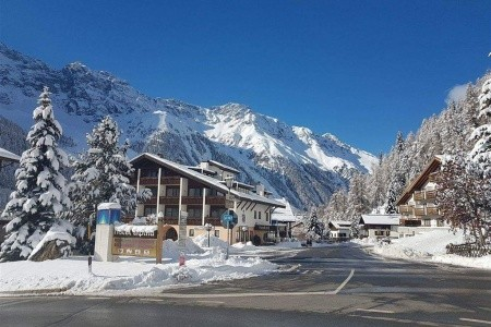 Hotel Alpina Mountain Resort***+ - Zima 2020/21 - Itálie autem
