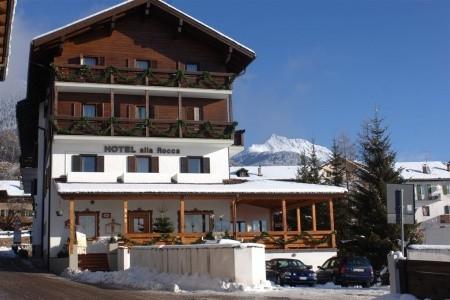 Hotel Alla Rocca*** - Zima 2020/21