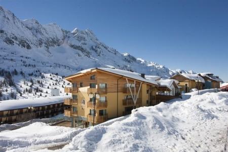 Hotel Delle Alpi**** - Zima 2020/21 - Last Minute a dovolená