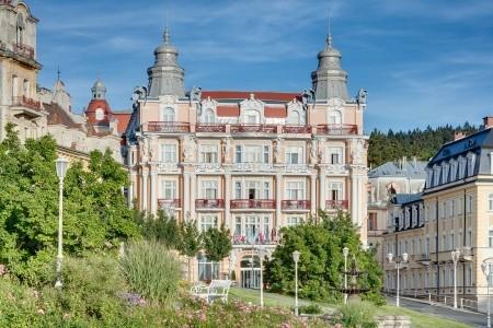 Hvězda Ensana Health Spa Hotel, Česká republika, Západní Čechy