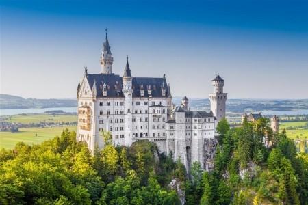 Bavorsko - zámky a hory 2021 - Německo autobusem