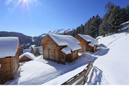 Alpenpark Turracher Höhe (Ei) - Rakousko v březnu - od Invia