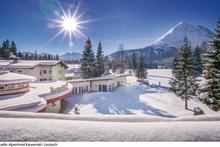 Karwendel (Ei) - Last Minute Tyrolsko