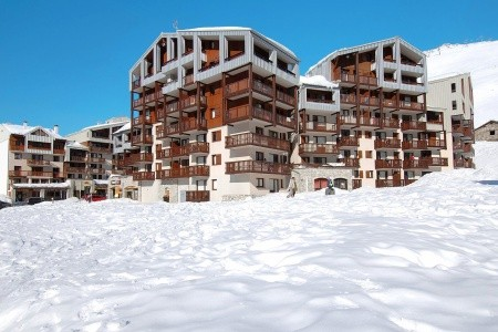 Residence Odalys Le Hameau Du Borsat