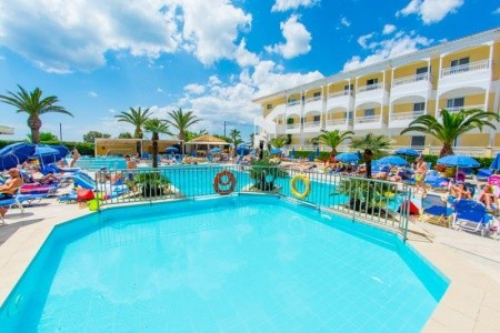 Hotel Poseidon Beach, Řecko, Zakynthos